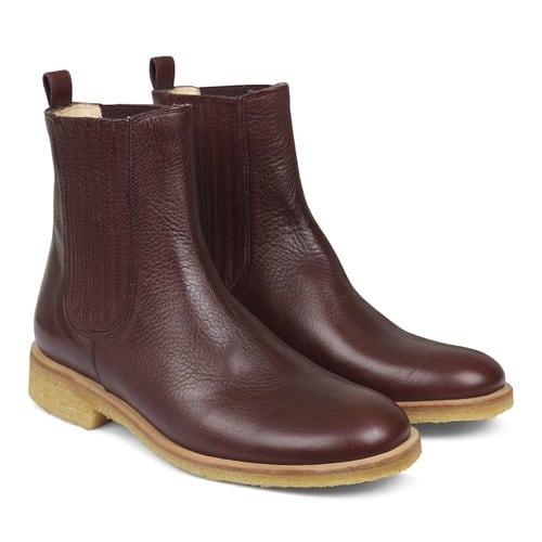 Angulus leather boots brown